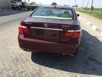 Used Ls 460 2007  in Dubai, UAE