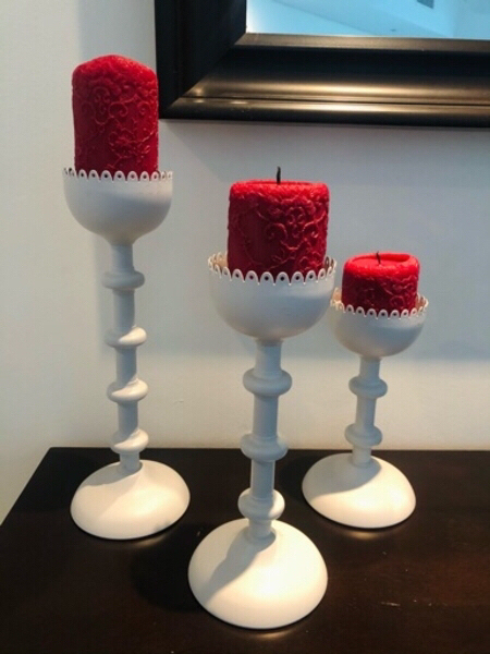 Used Candles & candle's holders in Dubai, UAE