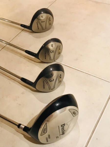 Used Golf clubs in Dubai, UAE
