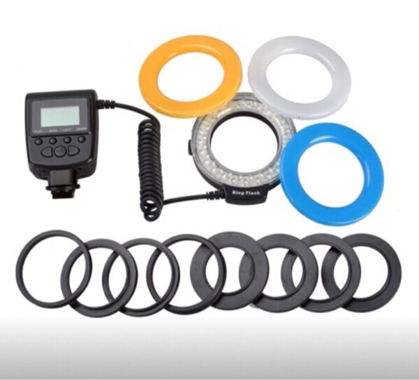 Used #HD-130 MACRO LED RING FLASH in Dubai, UAE