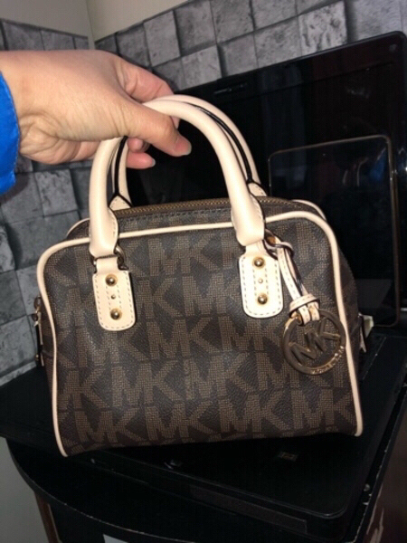 Used MK Small Handbag Authentic in Dubai, UAE