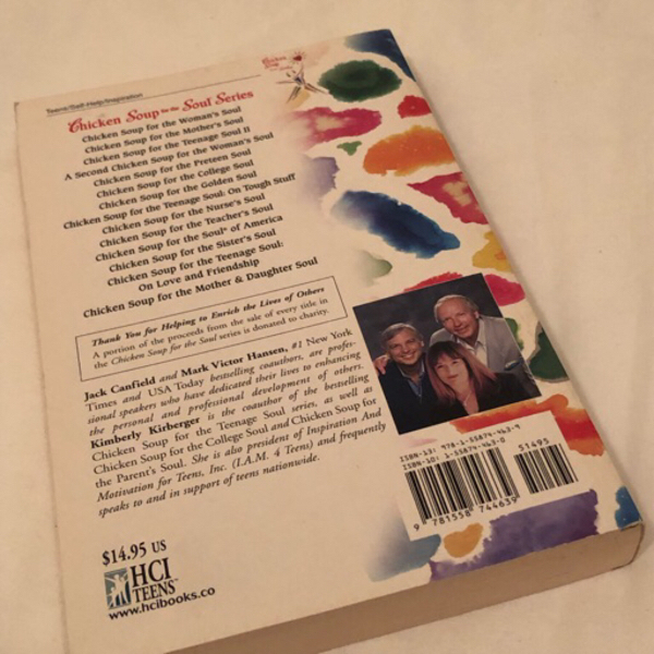 Used Chicken soup for the teenage soul book in Dubai, UAE