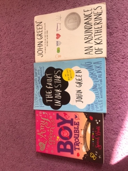 Used 3 books in Dubai, UAE