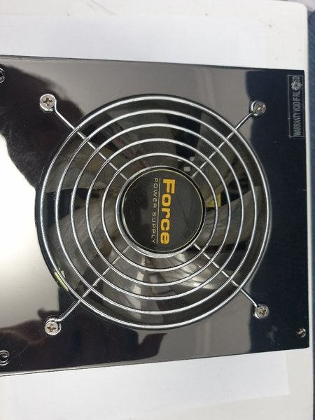 Used Force Power Supply 400W Silent Ez Series in Dubai, UAE
