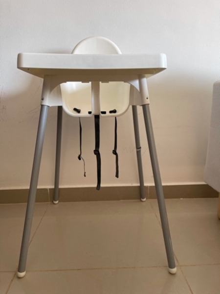 Used Baby dining chair in Dubai, UAE