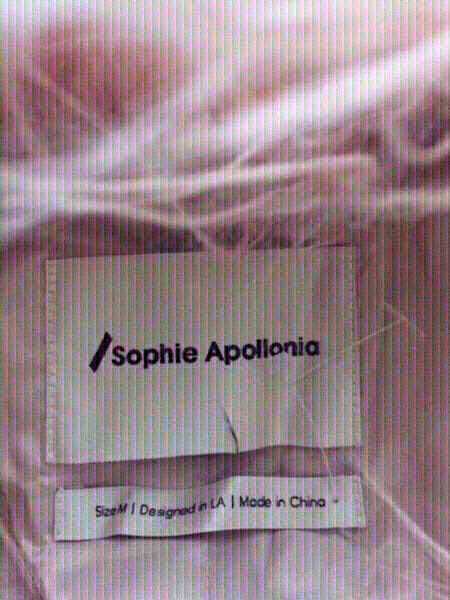 Used original sophie apollonia x h&m, medium in Dubai, UAE
