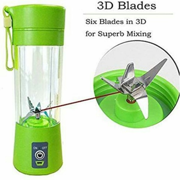 Used Usb portable mini juicer brand new in Dubai, UAE
