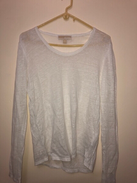 Used Michael Kors Women's White Sweater in Dubai, UAE