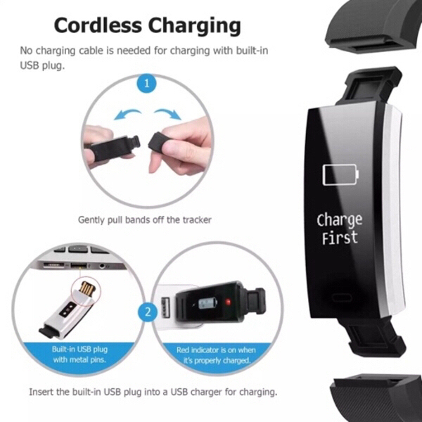 Used smart bracelet for android phone and ios in Dubai, UAE