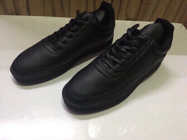 Used Men's formal shoes Spanning size 43 in Dubai, UAE