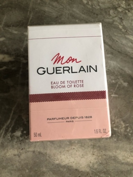 Used Mon Guerlain Bloom of rose 50ml edt new in Dubai, UAE