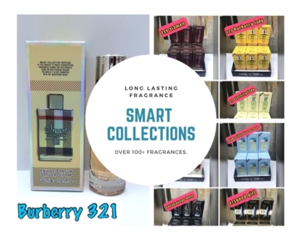 Used Smart Collection Perfumes 15ml x 18pcs in Dubai, UAE