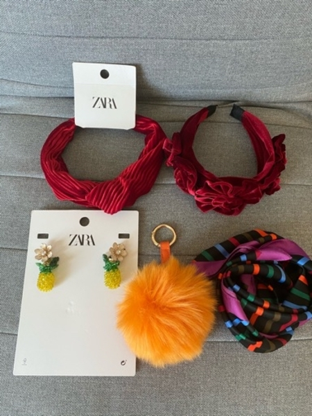 Used Zara Assorted Accessories Bundle in Dubai, UAE