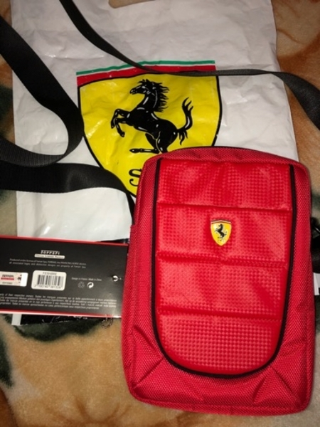 Used Ferrari Tablet Bag in Dubai, UAE