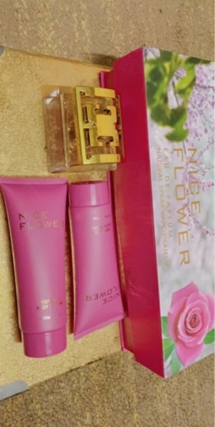 Used Body lotion shower gel Eau De parfume in Dubai, UAE