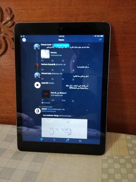Used ipad air in Dubai, UAE