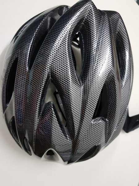 Used Helmet with rear light in Dubai, UAE