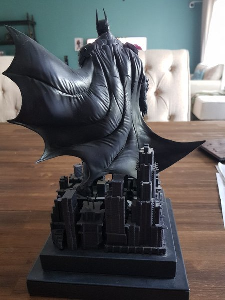 Used Batman Arkham knight2015 memorial statue in Dubai, UAE
