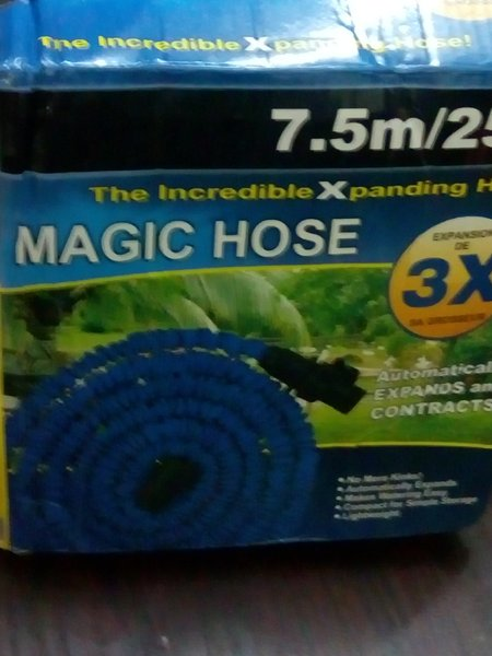Used Telescopic hose 25ft in Dubai, UAE
