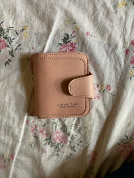 Used Forever wallet pink in Dubai, UAE