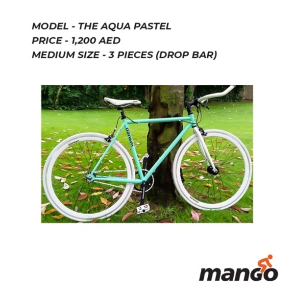 Used Mango Bike - Single Speed/Fixie in Dubai, UAE