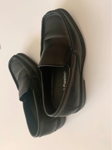 Used Hush Puppies Leather Shoes 5Y in Dubai, UAE