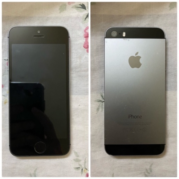 Used Iphone5 (forgotten password) in Dubai, UAE