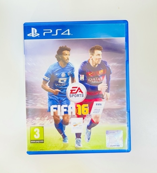 Used FIFA 16 (PS4) in Dubai, UAE
