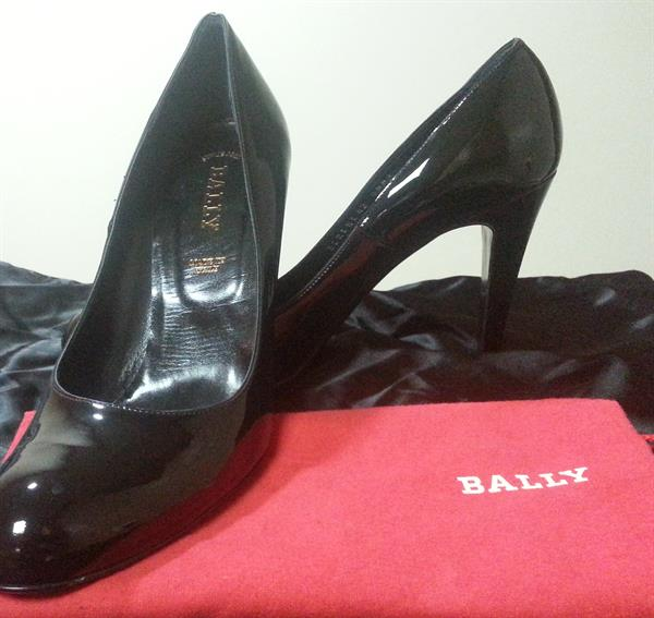 Used Bally Pumps. Authentic. New. Size 41-42. in Dubai, UAE