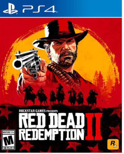 Used RED DEAD REDEMPTION-PS4 in Dubai, UAE