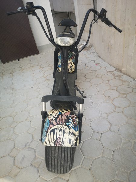Used Electric scooter motor in Dubai, UAE
