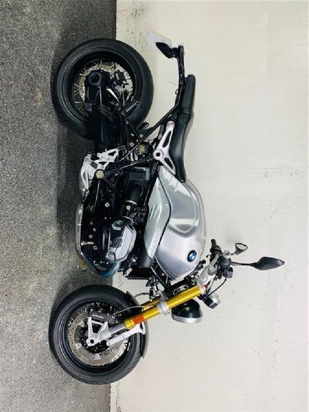 Used Bmw bike for sale in Dubai, UAE