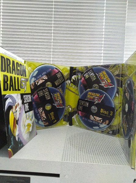 Used Dragon Ball GT ( season 1 ) in Dubai, UAE