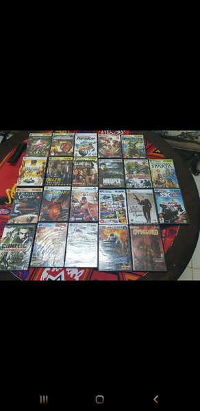 Used PC games in Dubai, UAE