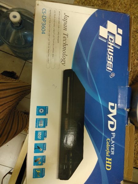 Used ❤2 new dvd players  + 1for free❤ in Dubai, UAE