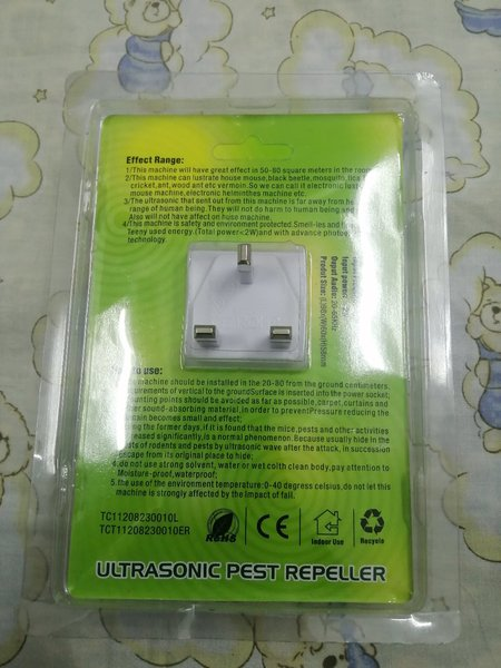 Used Ultrasonic Home Pest Control Repeller in Dubai, UAE