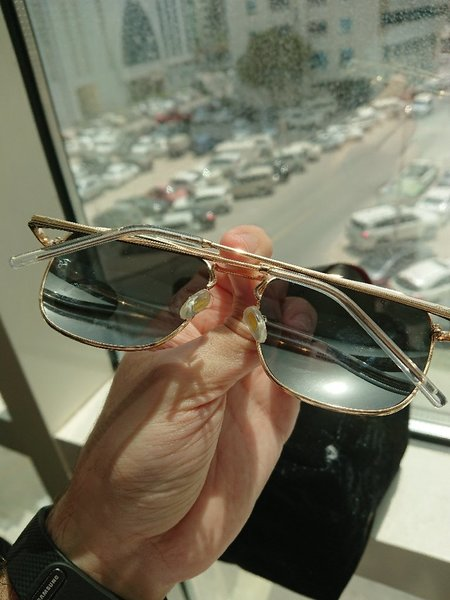 Used Rayban OFFER ONE TIME. in Dubai, UAE