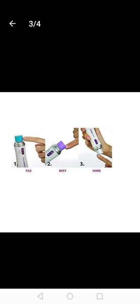 Used Yes Hair Remover & naked Nails in Dubai, UAE