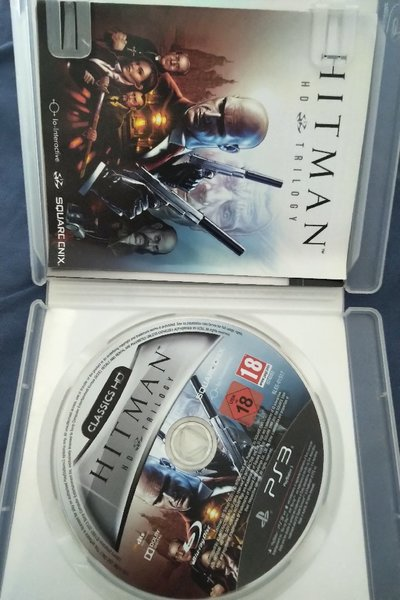Used HITMAN Trilogy HD in Dubai, UAE