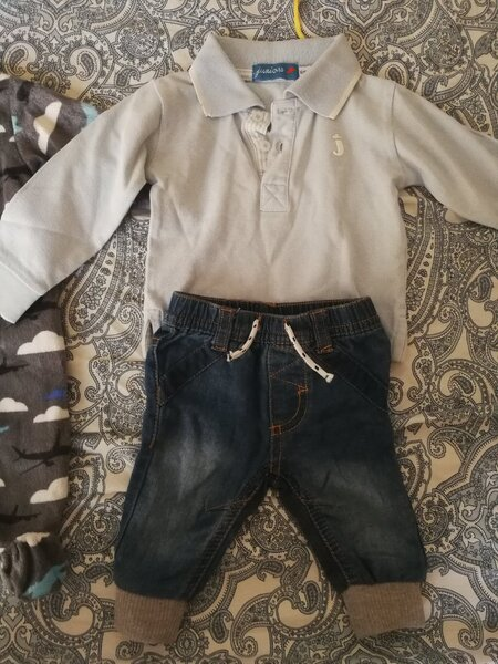 Used All in one. Baby branded clothes in Dubai, UAE