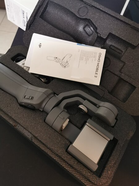 Used DJI OSMO MOBILE 2 NEW in Dubai, UAE