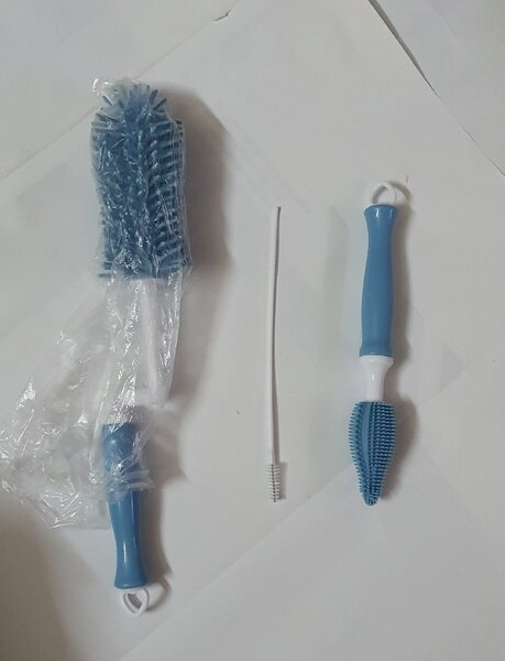 Used 360 silicon pacifier cleaning brush in Dubai, UAE
