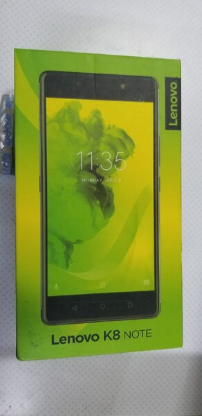 Used Lenova K8 NOTE in Dubai, UAE