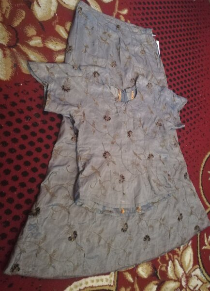 Used New long skirt with top. in Dubai, UAE