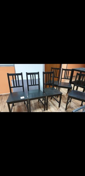 Used Chairs 6 pcs as new🧿🧿 in Dubai, UAE