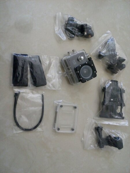 Used Waterproof GoPro Action Camera in Dubai, UAE