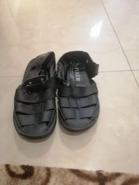 Used Leader product shoes sandle for men in Dubai, UAE