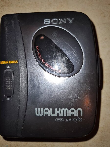 Used Vintage Sony Walkman cassette player in Dubai, UAE