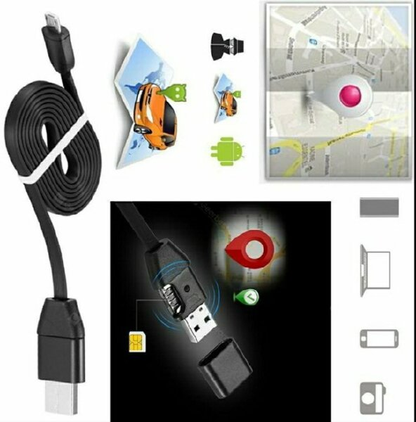 Used GPS Tracker Charging Cable For IPhone in Dubai, UAE