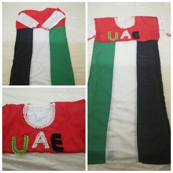 Used New UAE National day Arabic dress. in Dubai, UAE